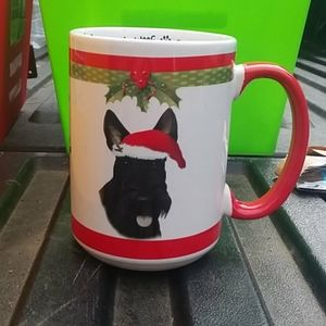 💙 Santa Paws Scottie Mug